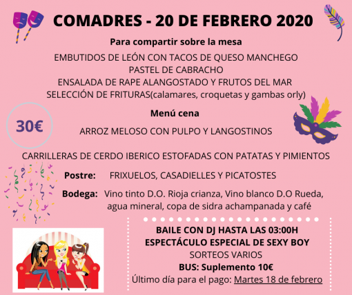 COMADRES 2020